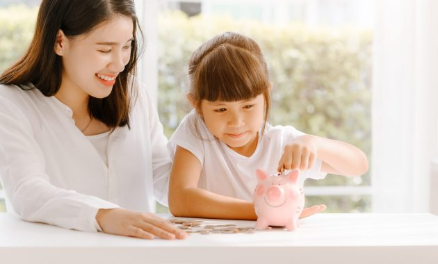 Mit Sackgeld den Umgang mit Geld beibringen